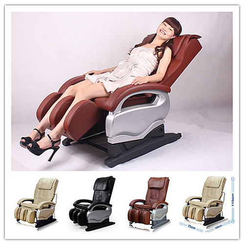 Fully automatic electric massage chair household massage chair MP3 Player+ Radio multifunctional full-body massage sofa chair