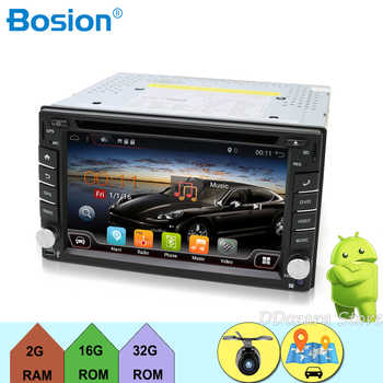 2 din Android 9.0 cassette player for Universal Car Radio Tape Recorder 6.2 inch with WIFI GPS Navigation Bluetooth Free Map Cam - DISCOUNT ITEM  26% OFF All Category