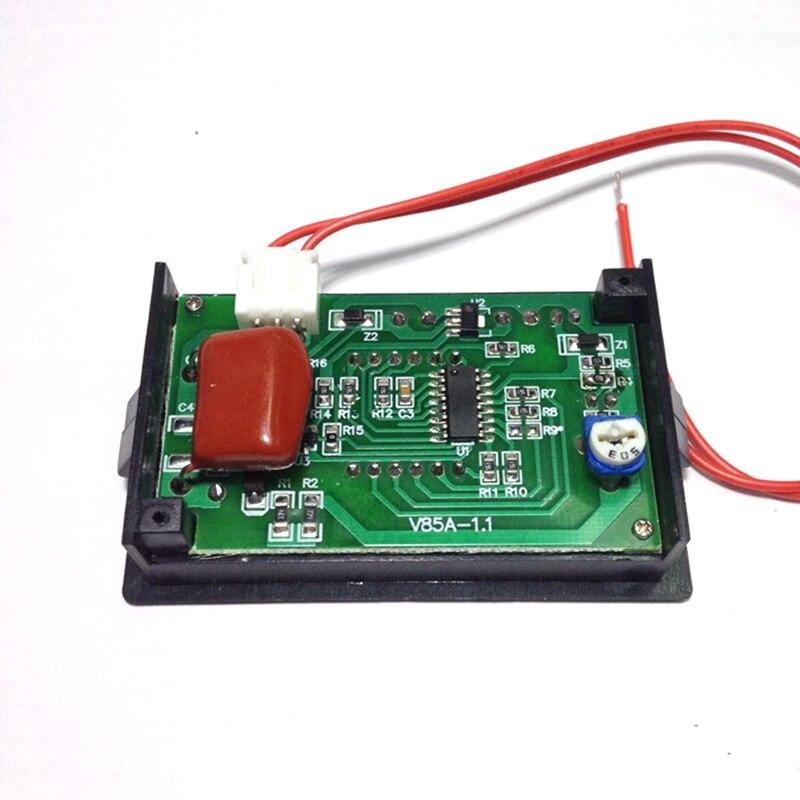 Digitális váltóáramú, 60 V-500 V-os feszültségmérő - Mérőműszerek - Fénykép 4