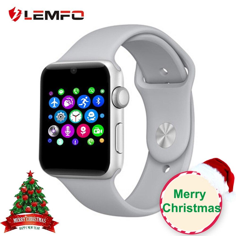 LEMFO LF07 Bluetooth montre intelligente prise en charge carte SIM podomètre Bluetooth 4.0 voix Interactive Smartwatch pour téléphone Android IOS