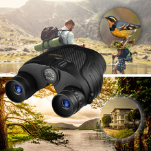 High Times Hd Zoom Compact Telescope Waterproof Binoculars Telescope 10-30X25 For Outdoor Camping Hiking Bird Watching Travel 10x42 binoculars telescope high magnification hd professional zoom waterproof telescope for bird watching hiking hunting