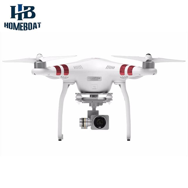 Câmera fpv drone dji fantasma 3 alto padrão de qualidade original quadcopter rc helicóptero com 2.7 k/4 k hd câmera e 3-axis gimbal