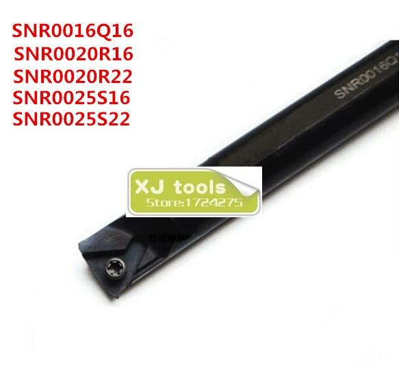 Free Shipping 1pcs SNR0016Q16 SNR0020R16 SNR0020R22 SNR0025S16 SNR0025S22 CNC Internal thread Turning tool rod Free Shipping 1pcs SNR0016Q16 SNR0020R16 SNR0020R22 SNR0025S16 SNR0025S22 CNC Internal thread Turning tool rod
