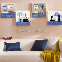 Mediterranean style decorative painting unframed painting for modern living room modern sofa backdrop restaurant bedroom wall