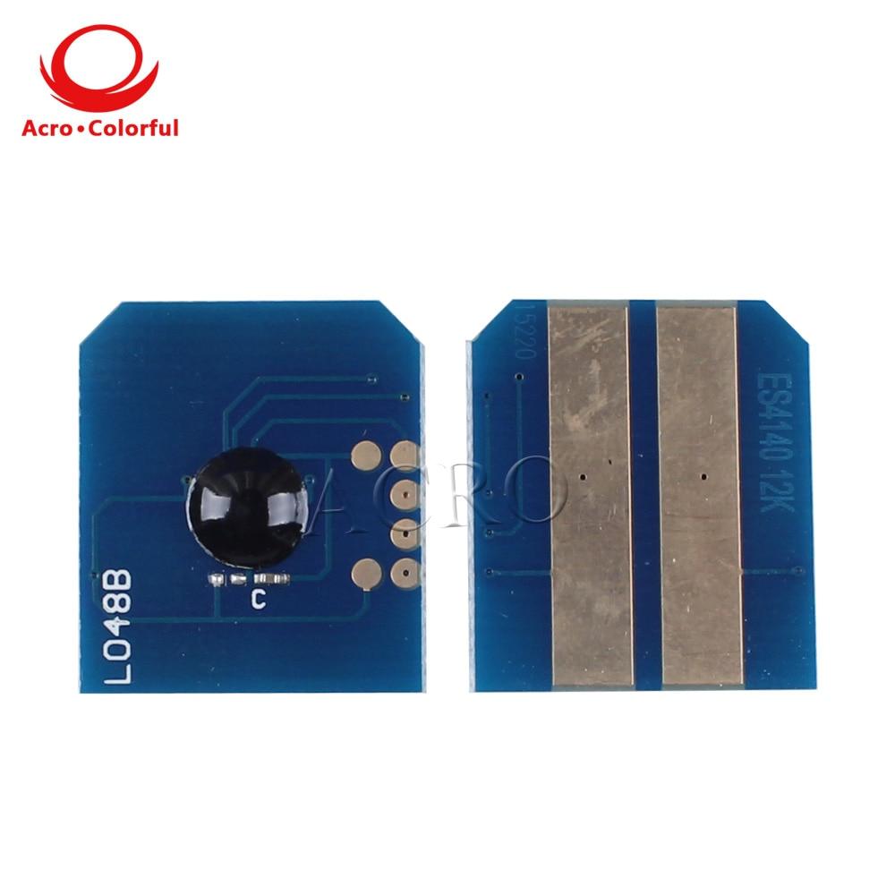 7 K 43502001 chip do cartucho de toner para OKI B4600 impressora a laser