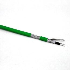 Image 5 - 220V Heizung Kabel (17 W/m) für die Installation In den Wasser Rohr (Rohrleitungen) mit Kupplung für Eingabe Rohr
