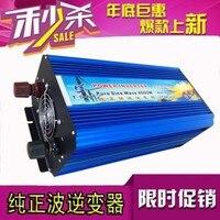 4000w Reinen Sinus Wechselrichter Pure Sine Inverter 4000w 4kw DC24V TO AC230V Factory Direct Selling CE