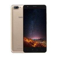 Orijinal DOOGEE X20 ROM 16 GB Mobil 2 GB RAM 5.0 inç ekran Android 7.0 Smartphone MT6580 Quad core 1.3 GHz Cep Telefonu 3G WCDMA
