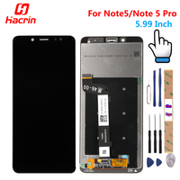 Xiaomi Redmi Note 5 Pro LCD Display Touch Screen Test Good Digitizer Assembly Replacement For Xiaomi