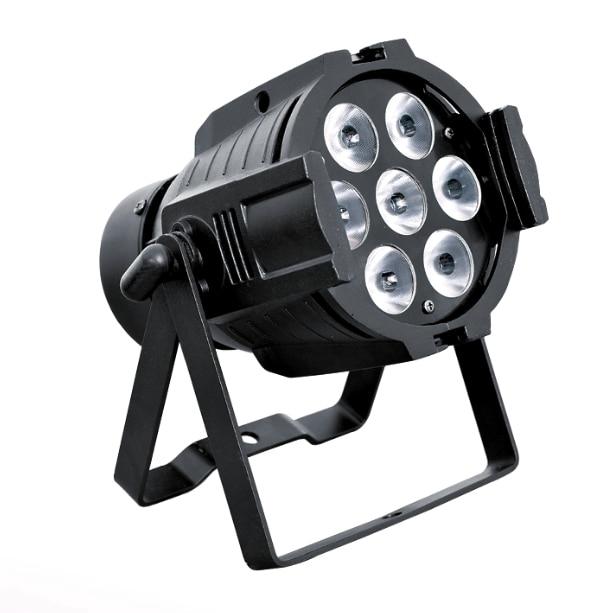 A- 20/lot 7x15w 5in1 smaller led par light/rgbwa led par light 1pieces lot 4921qp1024a 4921qp1024 a yppd j007a yppd j007a yppd j007c 2300kck004a