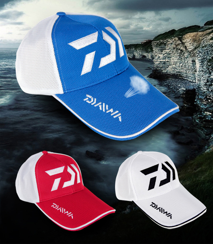 sports fishing cap