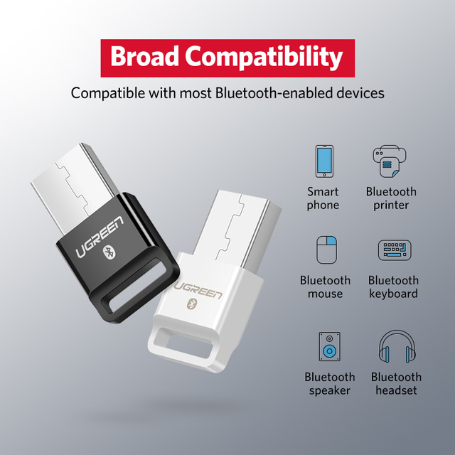 USB Bluetooth Dongle Adapter 4.0  5