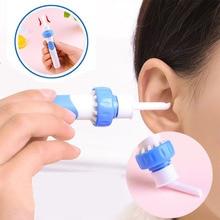 3 Colors Comfortable Ear Wax font b Cleaner b font Electric Cordless font b Vacuum b