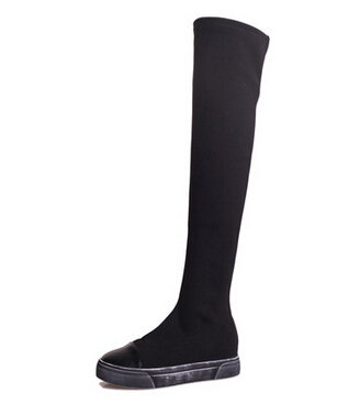 Size 35-39 OVER THE KNEE high boots shoes for wome...