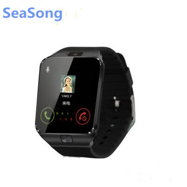 DZ09 Smart Watch for Apple Android Phone Support SIM TF Reloj Inteligente Smartwatch PK GT08 U8 Wearable Smart Electronics Stock