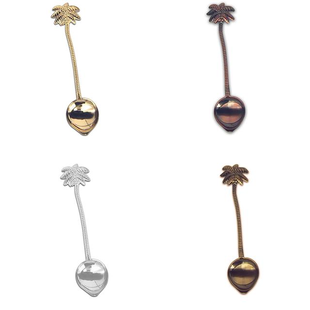 Palm Tree Shaped Tea Spoon