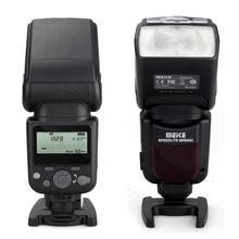Meike MK-930 II On-camera Flash GN58 Speedlite Flash Gentle with LCD Display For Sony MI Hotshoe Digital camera A7 A7R  A7S II A6300