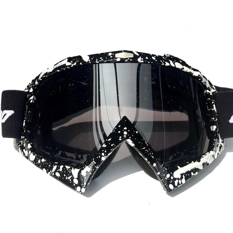 New Motorcycle Dirt Bike ATV Glasses Goggles Frame Colors Lens Sunglasses Motocross Goggles Fox Motocross