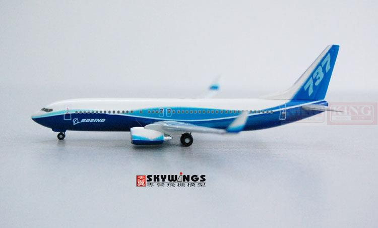 Hogan Boeing original 1:500 B737-800 commercial jetliners plane model hobby