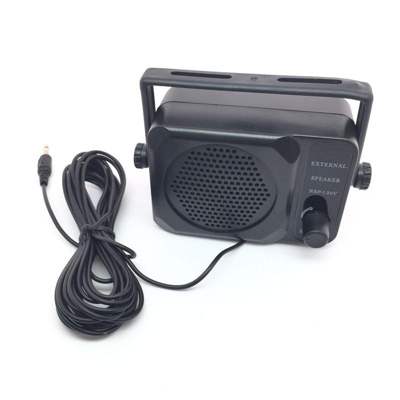 External Speaker Speaker Of Car Platform For ICOM V8000 2720 For Kemwood TM471 TK261 Radios