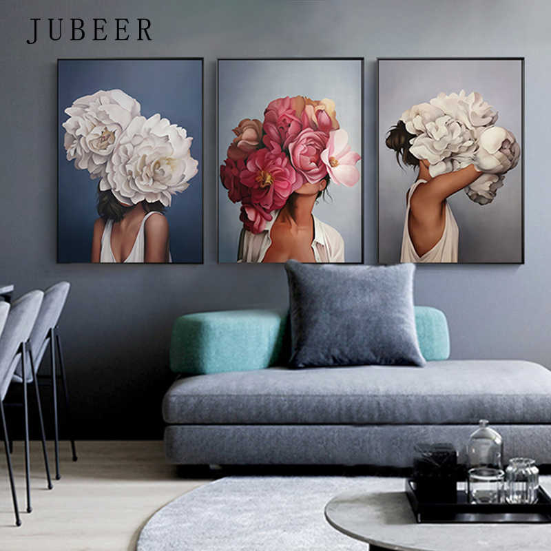 High Quality Printed Canvas Painting Wall Art Prints Poster Living Room Decor Decorative Paintings On The Wall Home Decor