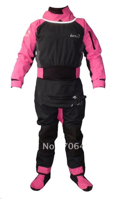 lenfun new dry suit for kayak,whitewater,rafting,sailing,boating+free shipment