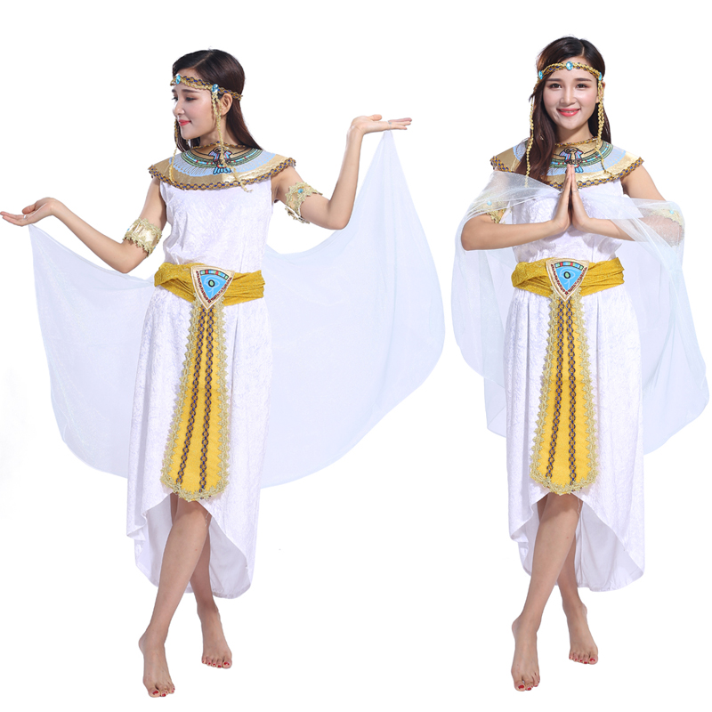 Teen Cleopatra Halloween Costume-6988