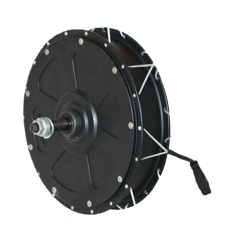 Powerful High Speed 48V 1000W Gearless non gear Hub Motor Fat 4.0 Tire 55km/h 500W Brushless Rear Front electric bike motor kit