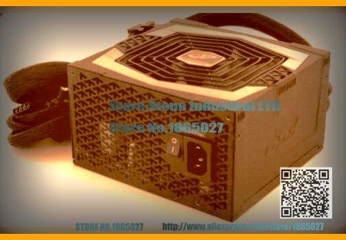 ФОТО AU-400 Aurum Gold 400W ATX 80+ Gold Power tested working good