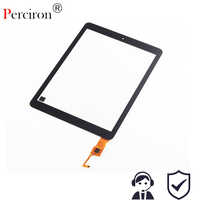 Original 9,7 ''zoll 097133-01A-V1 Für Cube U65GT talk9X touchscreen digitizer Glass Sensor touchscreen Kostenloser versand