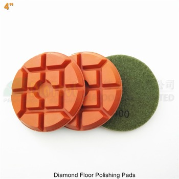 SHDIATOOL 3pcs/pk Dia 100mm Diamond Floor Sanding Disc Grit #400 Polishing Pad 4 Renew Disk For Hard Grante Marble Tile Renew косметика renew купить
