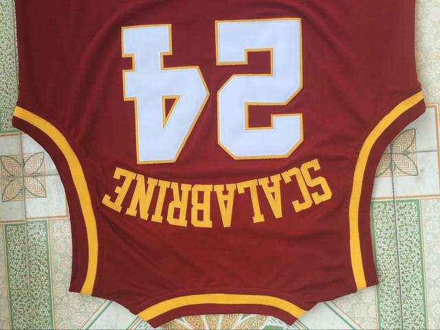 32d04836ea9 ... france 2018 embroidery stitched throwback basketball jersey brian  scalabrine shirt 24 usc trojans college vintage basket ...