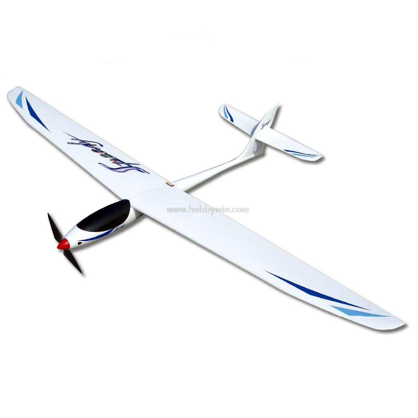 Speedy Electric Glider 1600mm PNP with Motor & Propeller & Esc & Servo RC Fiberglass Wood sailplane model