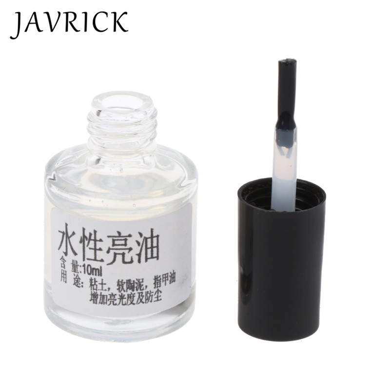 JAVRICK Epoxy Resin Waterproof Protect Brightening Gel Sealant Super Clear Gloss For DIY Jewelry