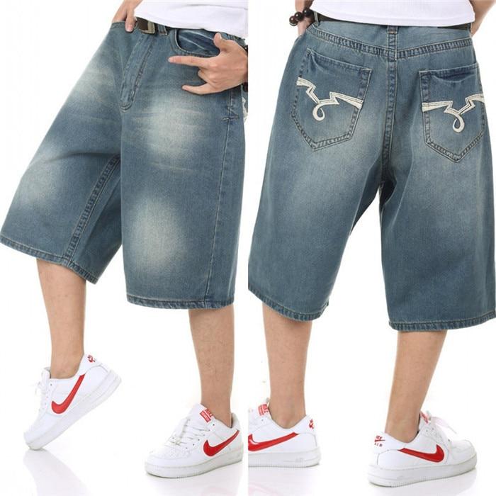 2015 Summer Famous Brand Baggy Skateboard Pants Men Hip ...