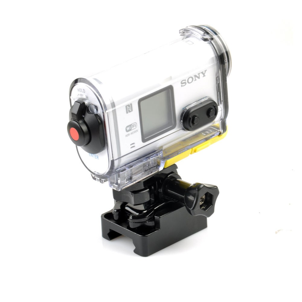For Hdr-AS100v AS50V AS200V Action Cam Accessories of Picatinny Weaver Gun Hunting Rail Mount+Buckle