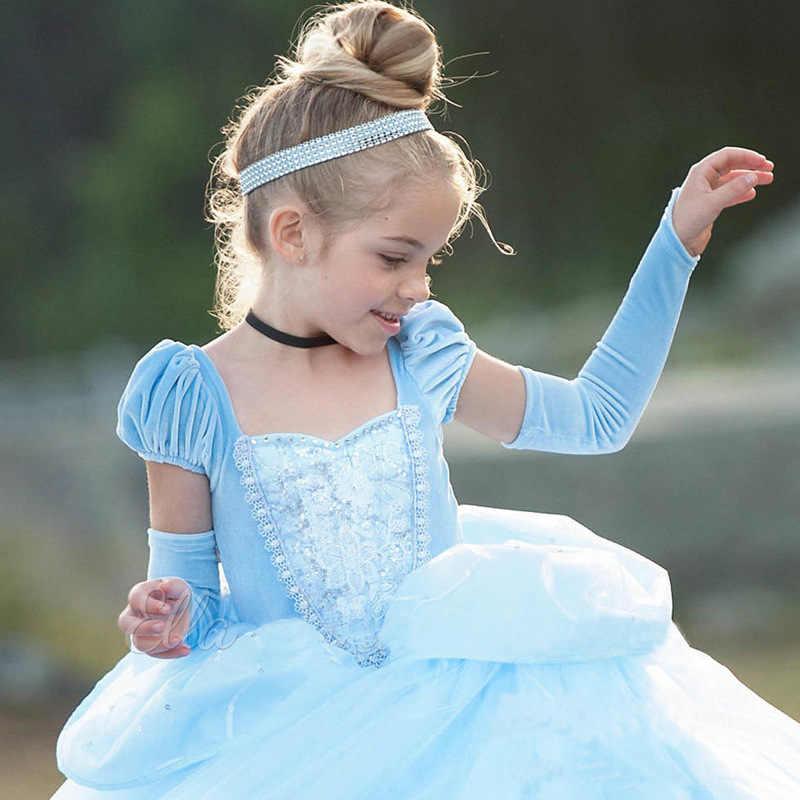 U-SWEAR 2019 New Arrival Kid Flower sukienki dla dziewczynek księżniczka sukienka haft koronki zroszony Flora Mesh suknia balowa dla dziewczynki Vestidos