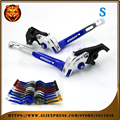 Adjustable Folding Extendable Brake Clutch Lever For SUZUKI GSR750 GSR600 GSR 13 14 2015 NEW WITH LOGO Free shipping Motorcycle