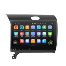 10.1″ Android 5.1 GPS Navigation Car Multimedia Player For KIA K3 2012-2015 Touch Screen Car Stereo Video Audio Free MAP