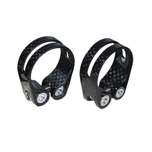 SuperLight 14g Full Carbon Bicycle Seatp
