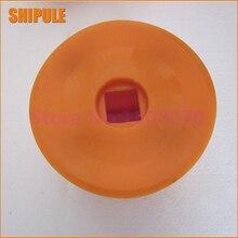 SHIPULE 2019 electric automatic orange extractor orange squeezer spare parts fresh fresh concave spherical orange parts