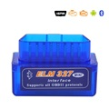 Promotion Super MINI ELM327 V2.1 Bluetooth OBD2 Code Reader OBDII Auto Diagnostic Scanner Tool Free Shipping