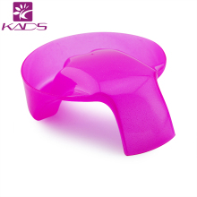 KADS 1pcs Nail Art Hand Wash Remover Soak Bowl DIY Salon Nail Spa Bath Treatment Manicure Tools