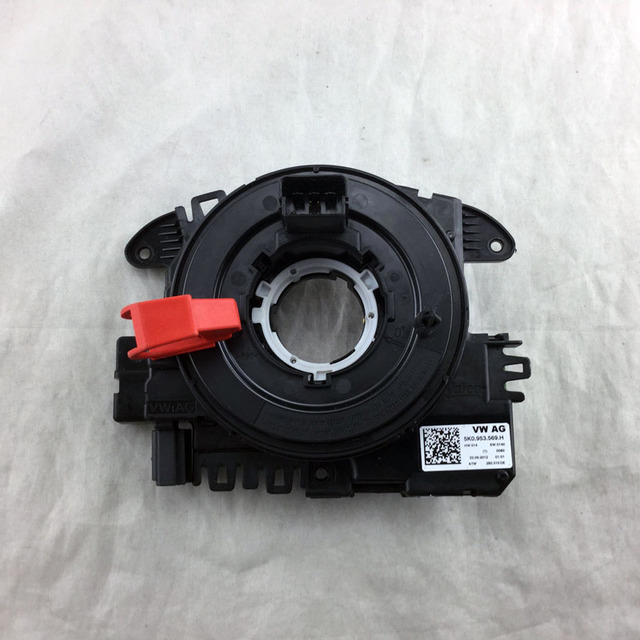 Fit For VW Tiguan Scirocco MTF Multifunction Steering Wheel Module Control Unit 5K0 953 569 H