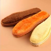 Wholesale insole new winter warm felt cotton insole thickened cashmere Ff