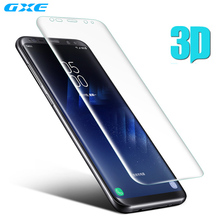 3D Curved Pet Soft Film Full Screen Coverage Screen Protector For Samsung Galaxy S8+ S8 Plus Note 8 Cover (Not Tempered Glass)