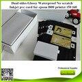 Краска чернила или пигментные чернила для печати на струйных пвх карты для epson t50 p50 принтеры 2300 шт./лот