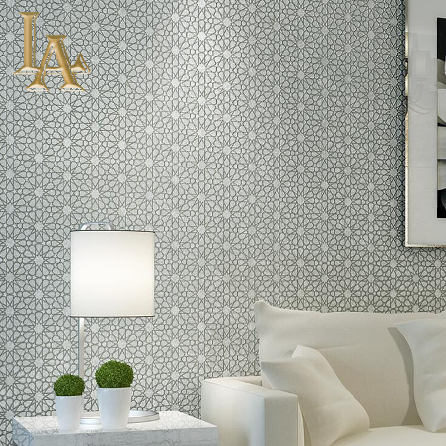 Paysota Modern Simple Solid Color Yellow Wallpaper Bedroom: Light Paper Texture Promotion-Shop For Promotional Light