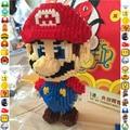 2017 New HC Big size Super Mario Mini Micro Blocks Stitch DIY Building Toys 9003 gift Free shipping