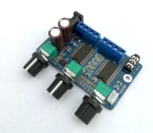 Class D power amplifier 2.1 channel Stereo yamaha Digital power amplifier board Bass subwoofer AMP